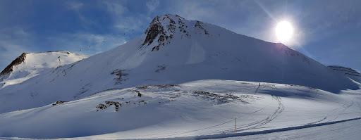 Skifahren in Serfaus