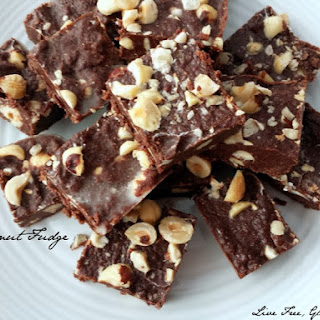 Hazelnut Fudge