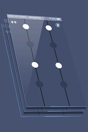 dots γ | Double Color Switch 2.0 screenshot 1498381