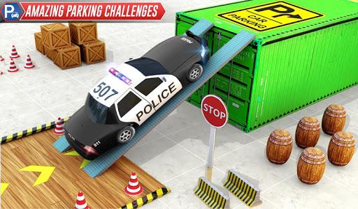 Imágenes de Impossible Police Car Parking Car Driver Simulator 9