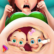 Game Newborn Twins Baby Pregnant Mom Surgery Operation apk for kindle fire