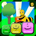Bee Belajar Huruf Hijaiyah