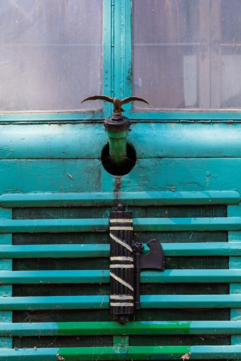 Green Bus! di danilomateraphotography
