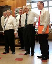 Photo: Senior Center Singout Bari's and Bass's