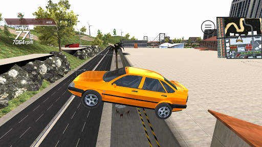 Tempra - City Simulation, Quests and Parking screenshot 1