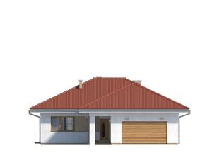 Kiwi 3 - Elewacja przednia