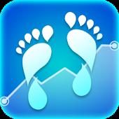 Tải bước truy cập pedometer & calo tracker APK