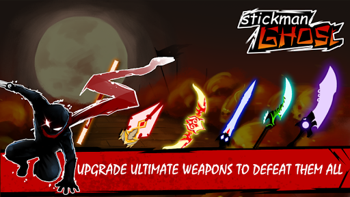 Stickman Ghost Ninja|玩動作App免費|玩APPs