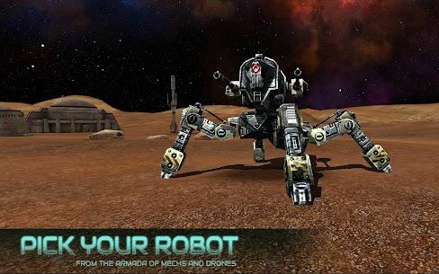 Robot War – ROBOKRIEG 1