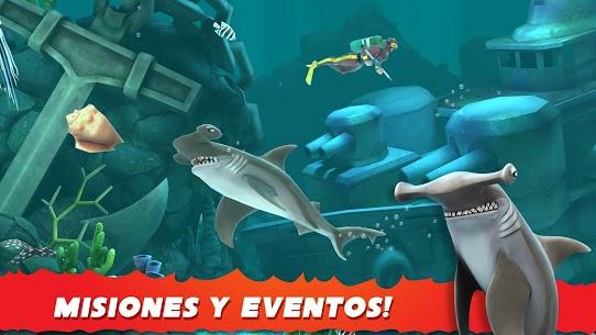 Hungry Shark Evolution (MOD) APK 4