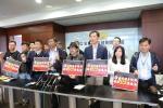 民間團體成立議事規則關注組 抗議立法會人大化