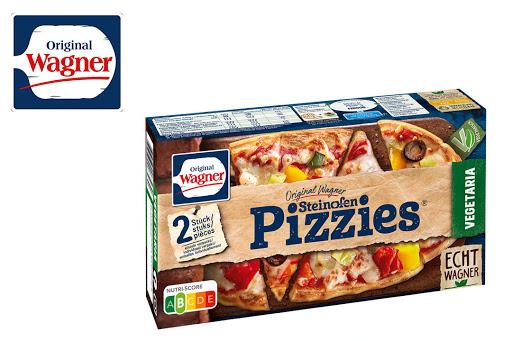 Bild für Cashback-Angebot: Steinofen Pizzies Vegetaria - Wagner