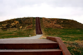 Photo: Cahokia Mounds, is in Collinsville NOT Cahokia, IL. Just in case you want to visit...