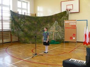 Photo: Międzyszkolny Konkurs Pieśni Patriotycznej