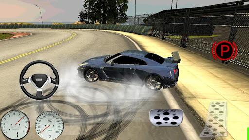 GT-R Drifting