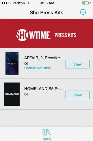 android Sho Press Kit Screenshot 0