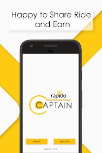 Rapido Captain - náhled