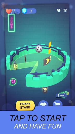 Helix Rush screenshot 2
