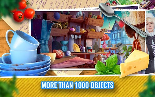 Hidden Objects Kitchen Cleaning Game - náhled