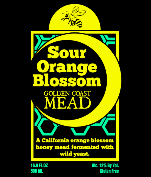 Logo of Gold Coast Mead Sour Orange Blossom