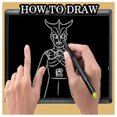 How To Draw Ultraman New