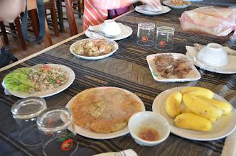 Photo: มื้อเที่ยงวันนี้.. รอตำหมากฮุ่ง