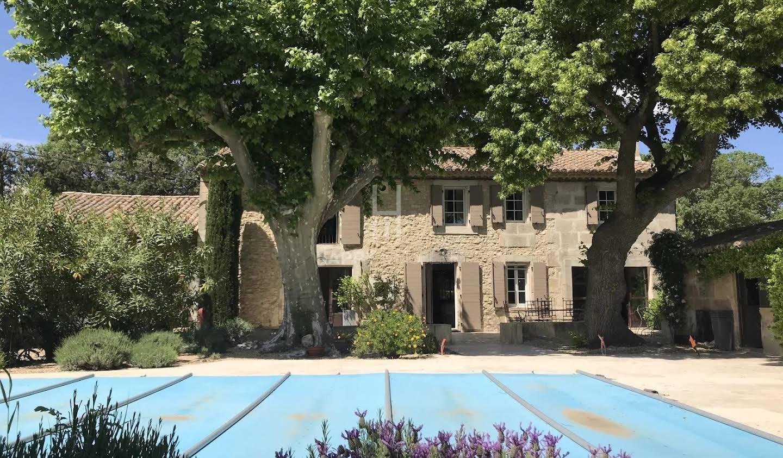 Propriété Saint-Etienne-du-Grès