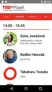 TEDxPlzeň - náhled