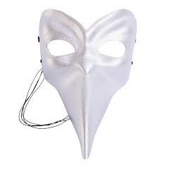 Ögonmask, Venetiansk silver