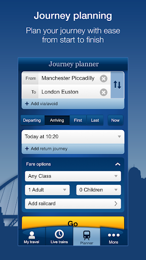 National Rail Enquiries 9.4.8 screenshots 3