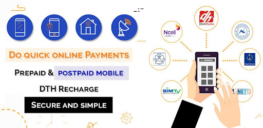 Simple, secure & fast way for Mobile, DTH & utility bills from India to Nepal.