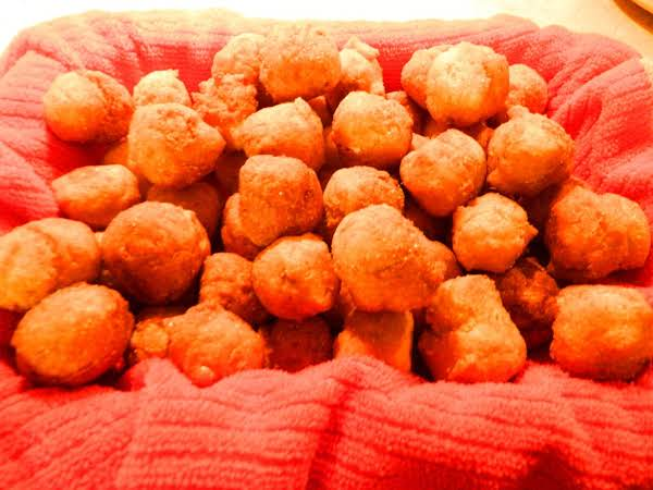 Gluten Free(or Not!) Hushpuppies Recipe