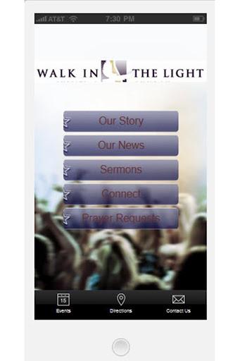 Walk in the Light Church