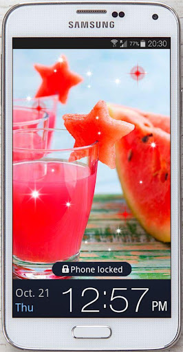 Watermelon Sweet n Cool LWP