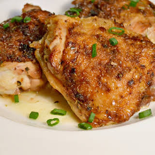 Brown Sugar Baked Chicken Thighs Recipes.