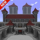 Castle of Lendor map for MCPE