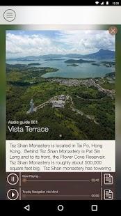 Svaha App-Tsz Shan Audio Guide - náhled