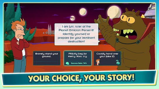 Futurama: Worlds of Tomorrow Mod Apk 1.6.6 5