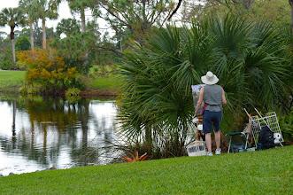 Photo: At Mounts Botanical Gardens 2-6-14
