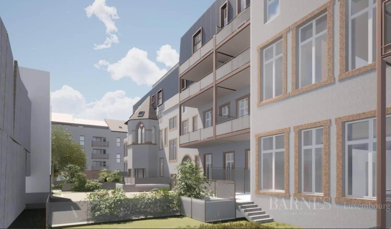 Appartement avec terrasse Thionville