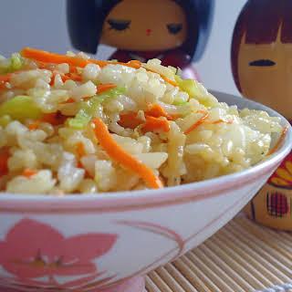 Sushi Fried Rice Recipes.