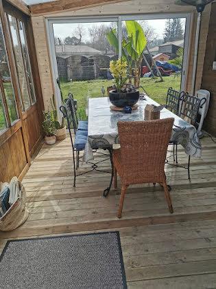 Vente maison 2 pièces 34 m2