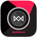 Selfiegram Pro-Front Flash icon