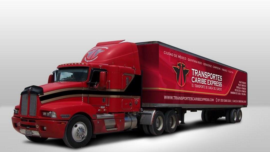 Transportes Caribe Express SA de CV - Empresa De Transporte