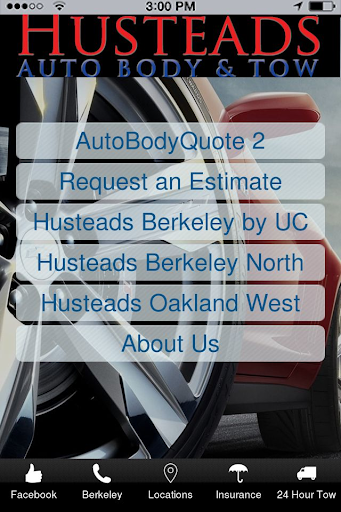 Husteads Auto Body Estimator