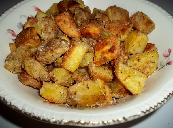 Crispy Potato Cubes Recipe