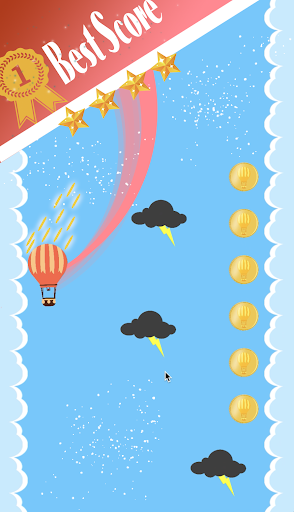 Rise the balloon up screenshot 3