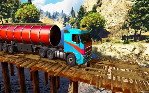 Offroad truck driver 4X4 cargo truck Drive 3D 1.0.8 screenshots 2
