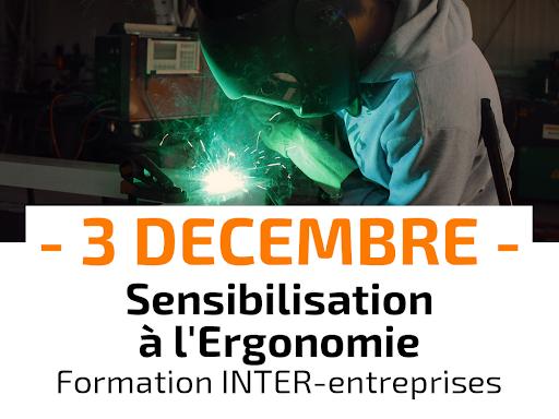 Formation Sensibilisation à l'Ergonomie - INTER-entreprises lean