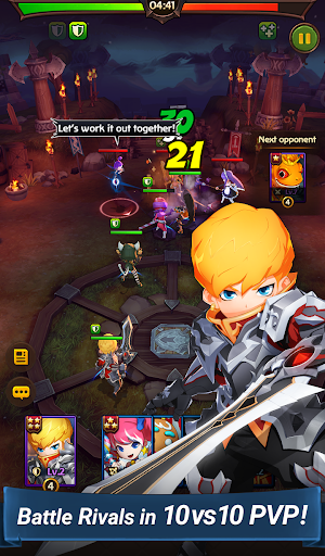 Hello Hero: Epic Battle 1.2.2 screenshots 3